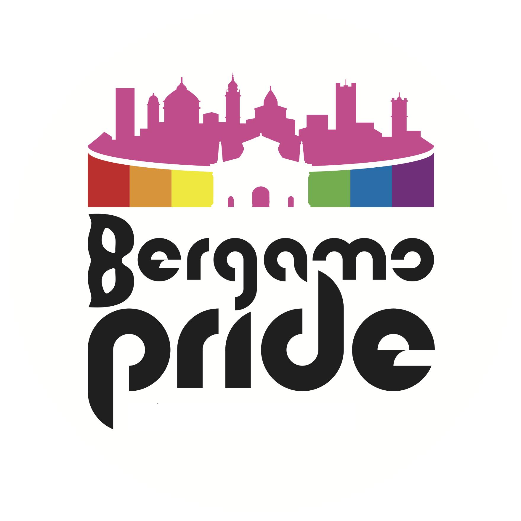 logo bergamo pride