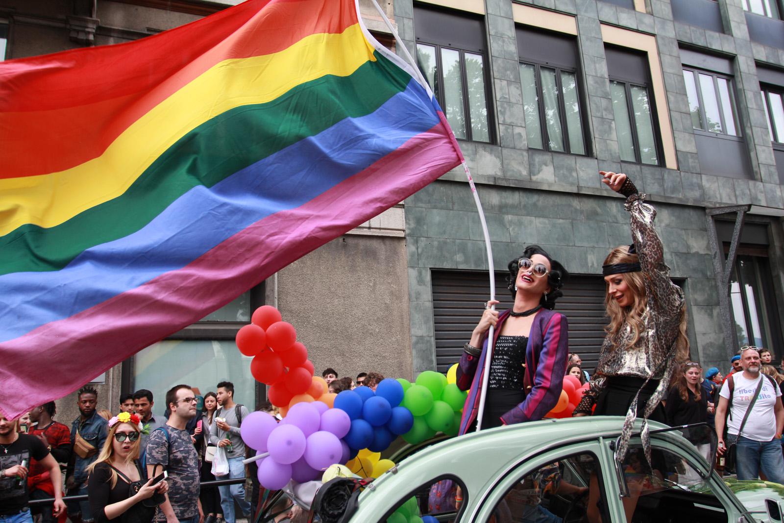 Bergamo Pride 2018 tutte le foto