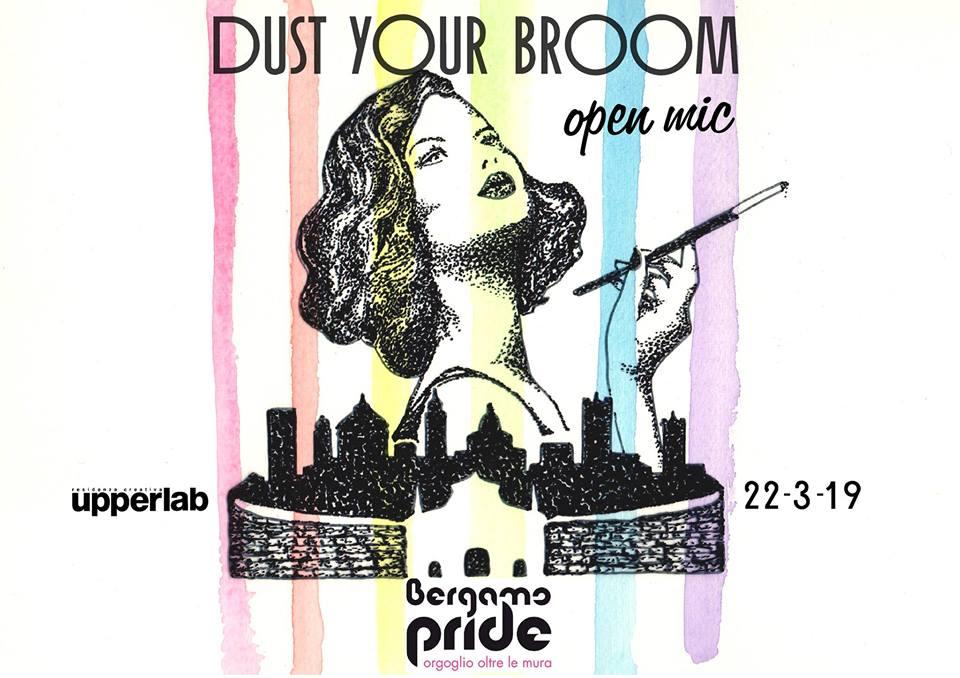 microfono aperto bergamo pride